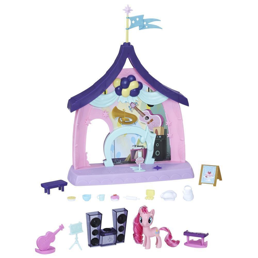 Комплект Hasbro My Little Pony магическа класна стая E1929 ...