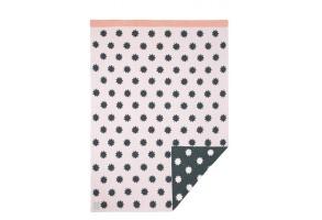 Бебешко одеяло Lassig Stars Light Pink 1542001726