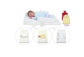 Бебешки матрак с бутилка за гореща вода