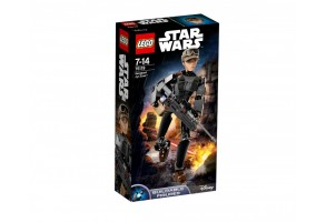 LEGO Star Wars Constraction 75119 - Сержант Jyn Erso