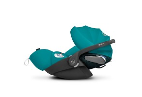 Стол за кола Cybex Cloud Z i-Size River Blue