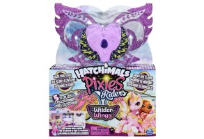 Яйце Spin Master Hatchimals Wilder Wings Pixies Riders 6059691