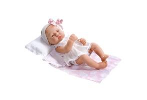Asi, Кукла-бебе Лучия, с розова панделка