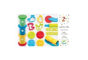 Ателие за игра с пластелини и формички