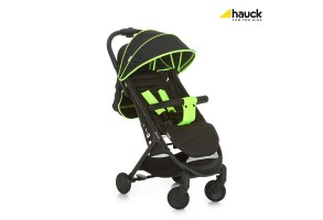 Бебешка количка Hauck Swift plus Neon Yellow/Caviar 160053