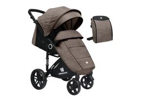 Бебешка лятна количка Juno Beige 2020