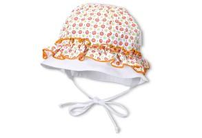Бебешка лятна шапка с UV 15+ защита