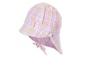 Бебешка лятна шапка с UV 50+ защита