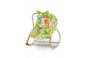 Бебешки шезлонг/столче Fisher Price, Тропическа гора