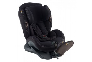 BeSafe столче за кола iZi Plus X1 50 Black Car Interior