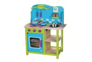 Детска дървена кухня, Морски бриз