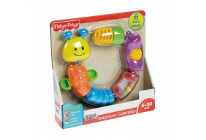 Детска играчка Fisher Price, гъсеница