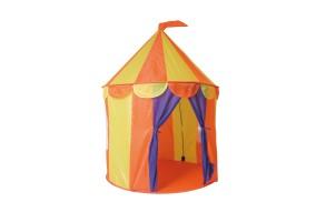 Детска тента за игра Цирк, Moni, Paradiso toys, 02834, многоцветен, 12 месеца+