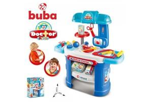 Детски лекарски комплект Buba Kids Doctor