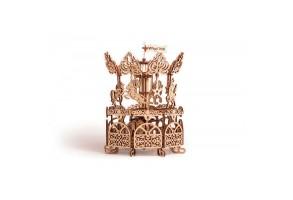 Дървен конструктор Wood Trick Carousel