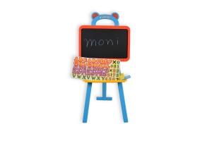Дъска за рисуване 3в1, Moni Toys, 628-27, многоцветен, 3 години+