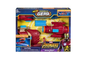 Нърф Hasbro Iron Man Assembler Gear