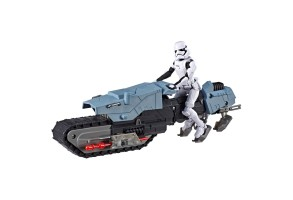 Фигурка Hasbro Star Wars Driver and Treadspeeder E3030