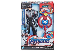 Фигурка Hasbro Titan Power FX Captain America