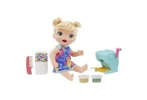 Кукла Hasbro Baby Alive Snackin Shapes с аксесоари E3694