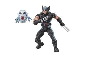 Фигура Hasbro Marvel Legends Wolverine E5302