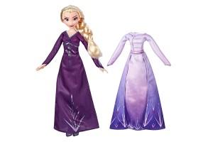 Кукла Hasbro FROZEN 2 Arendalle Fashions Елза E6907