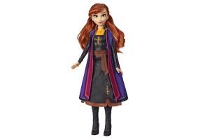 Кукла Hasbro FROZEN 2 Autumn Swirling Adventure Anna E7001