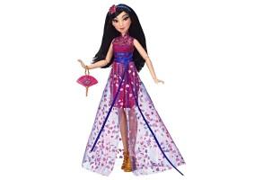 Кукла Hasbro Disney Princess Style Series Мулан Е8395