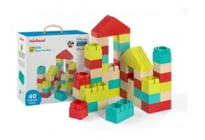 ECO Super bloc - Строител 40 части