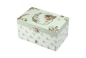 Голяма музикална кутия с чекмедже, Феята на цветята