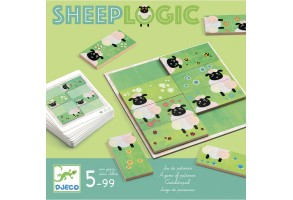 Игра Sheep Logic