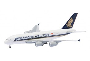 Играчка Singapore airlines A380-800
