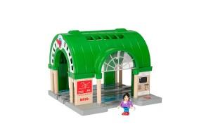 Играчка влакова станция