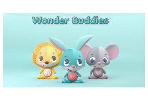 "Интерактивни играчки ""Wonder Buddies / Чудни приятели"" 12м+"