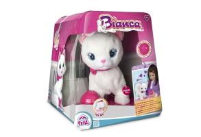 Интерактивно коте BIANCA