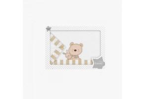 Детски спален комплект от 3 части 55x85см. 'Bear&Love'