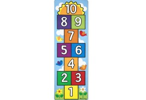 Килимче с игра Дама Melissa and Doug