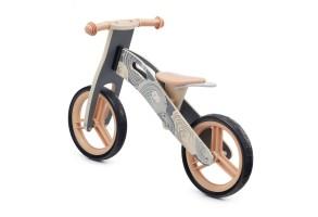 Колело за балансиране KinderKraft Runner 2021, Сиво