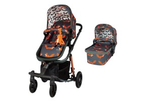 Количка Cosatto Giggle Quad CHARCOAL MISTER FOX