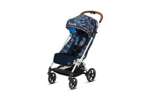 Бебешка количка Cybex Eezy S+ FE VALUES FOR LIFE Trust blue