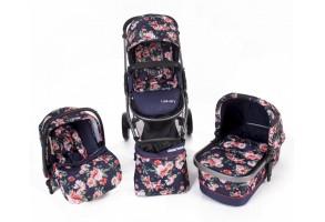 Комбинирана бебешка количка Leilani