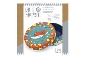 Комплект направи си кутия за сувенири Super treasure