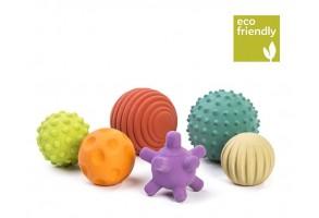 Комплект сензорни топки от 100% естествен каучук