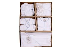 Комплект за изписване 9 части 100% органичен памук