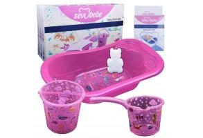 Комплект за къпане 5 части - Морски животни