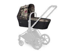 Кош за новородено Cybex Priam Butterfly Fashion Collection 2016
