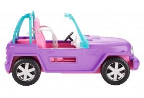Кукла Barbie - Автомобил, джип кабрио