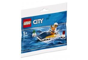 LEGO City 30363 - Състезателна лодка