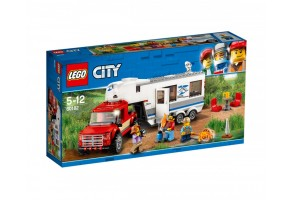 LEGO City Great Vehicles 60182 - Пикап и каравана