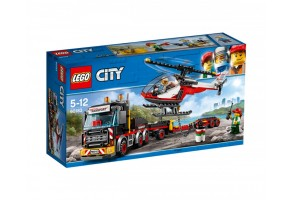 LEGO City Great Vehicles 60183 - Транспорт за тежки товари